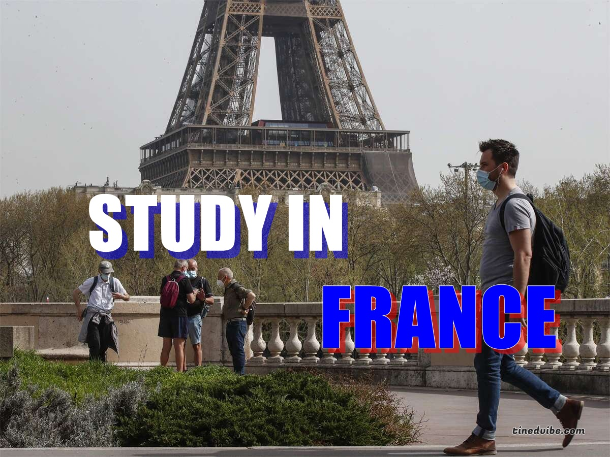 Study at a University in France