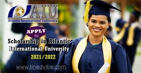 Scholarship in Atlantic International University