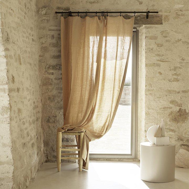 curtain rod in iron 120 cm