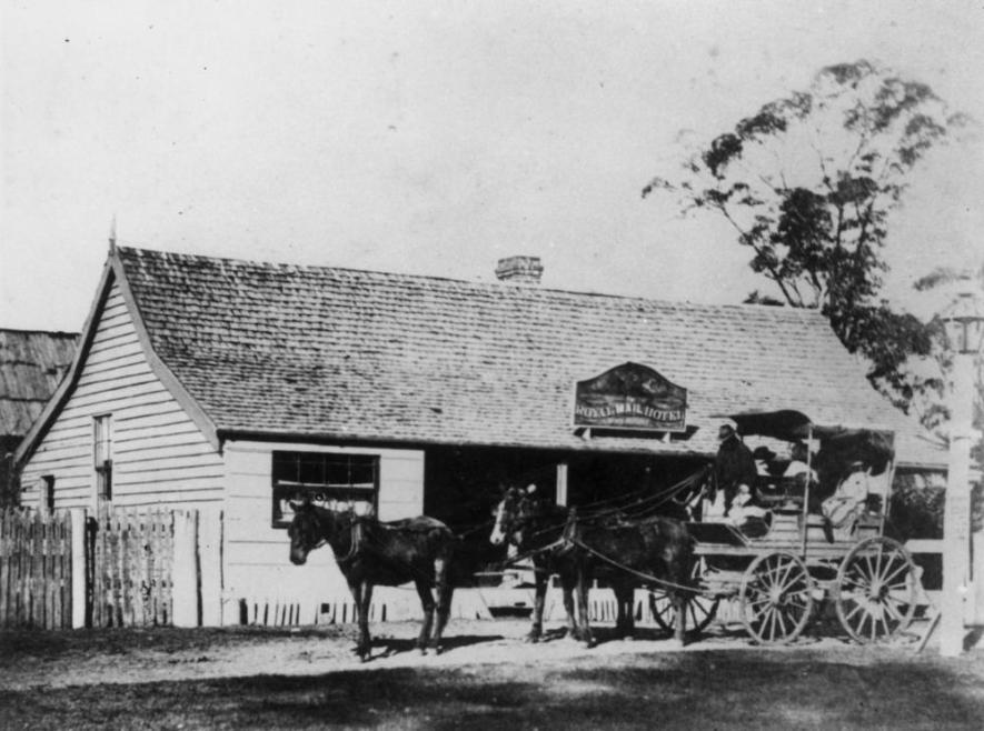 About Tingalpa Hotel - History