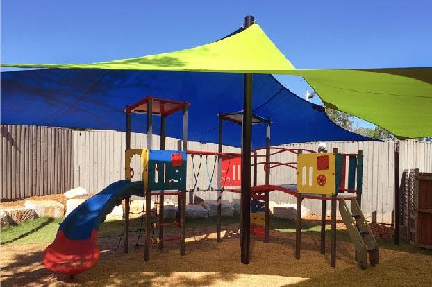 Kid's Zone - Kids Outdoor Playground at Tingalpa Hotel