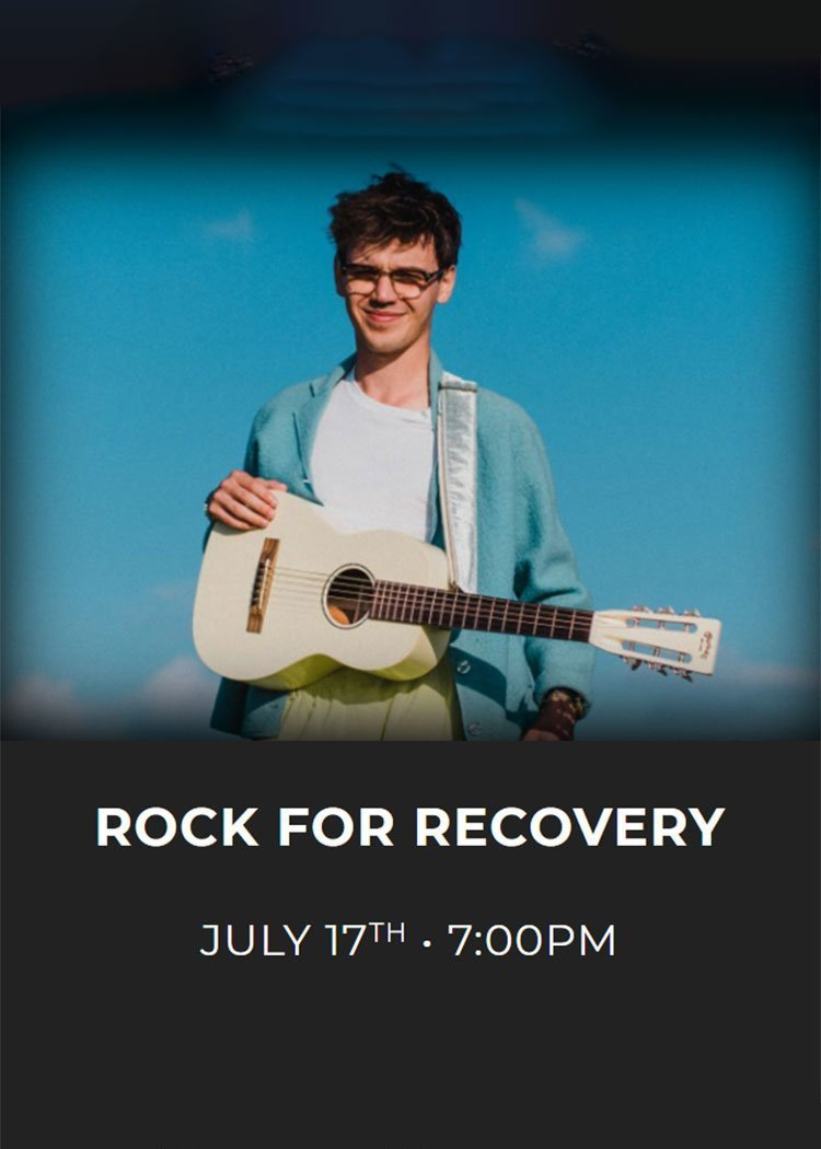 Rock for Recovery 2021