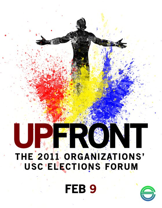 Student orgs host USC debate forum at Econ