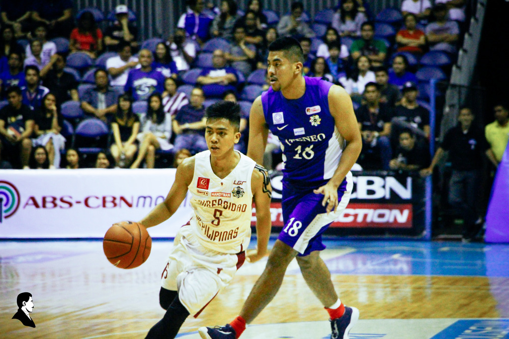 UP falls flat to Ateneo in Battle of Katipunan