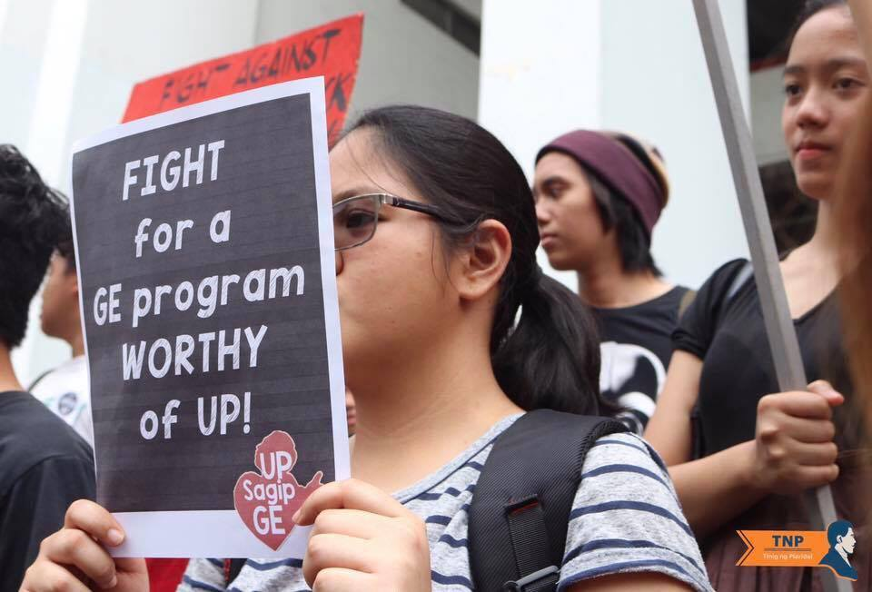 Student groups denounce Duterte regime's state fascism, GE reform