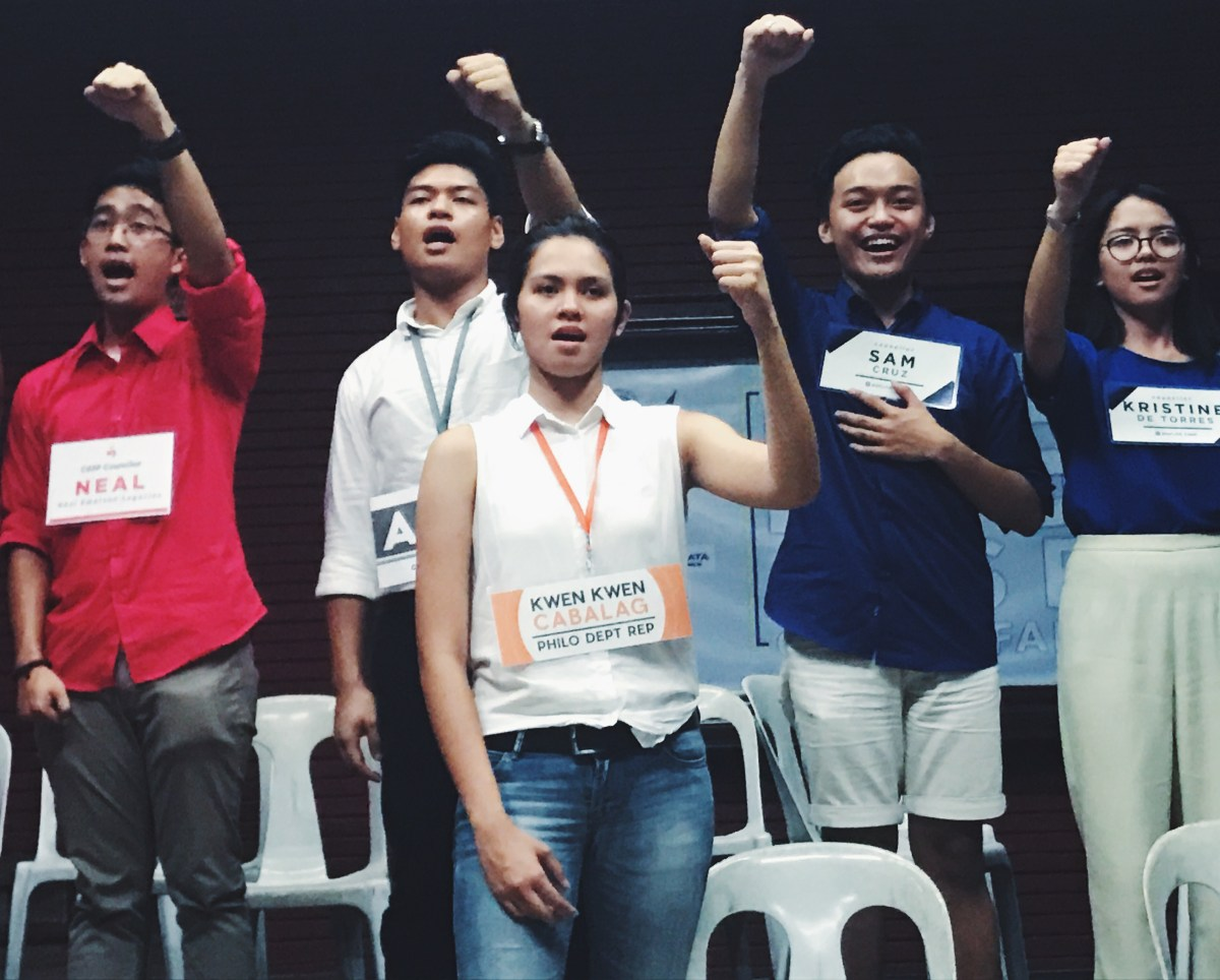 BOTONG ISKO: CSSP SC bets clash over Magna Carta