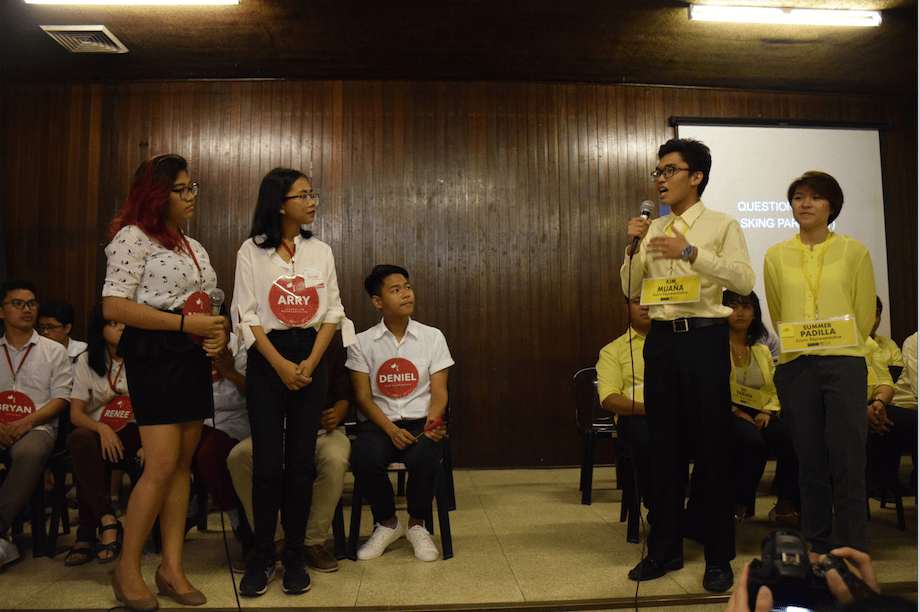 BOTONG ISKO: Hot Off 2017 sparks debate on frat politics, student representation