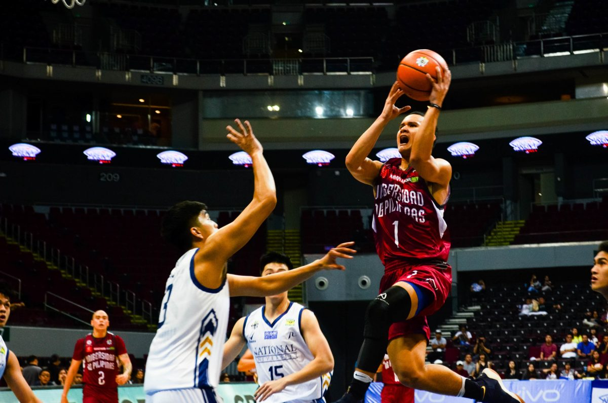 UP loses third straight, falls short against NU