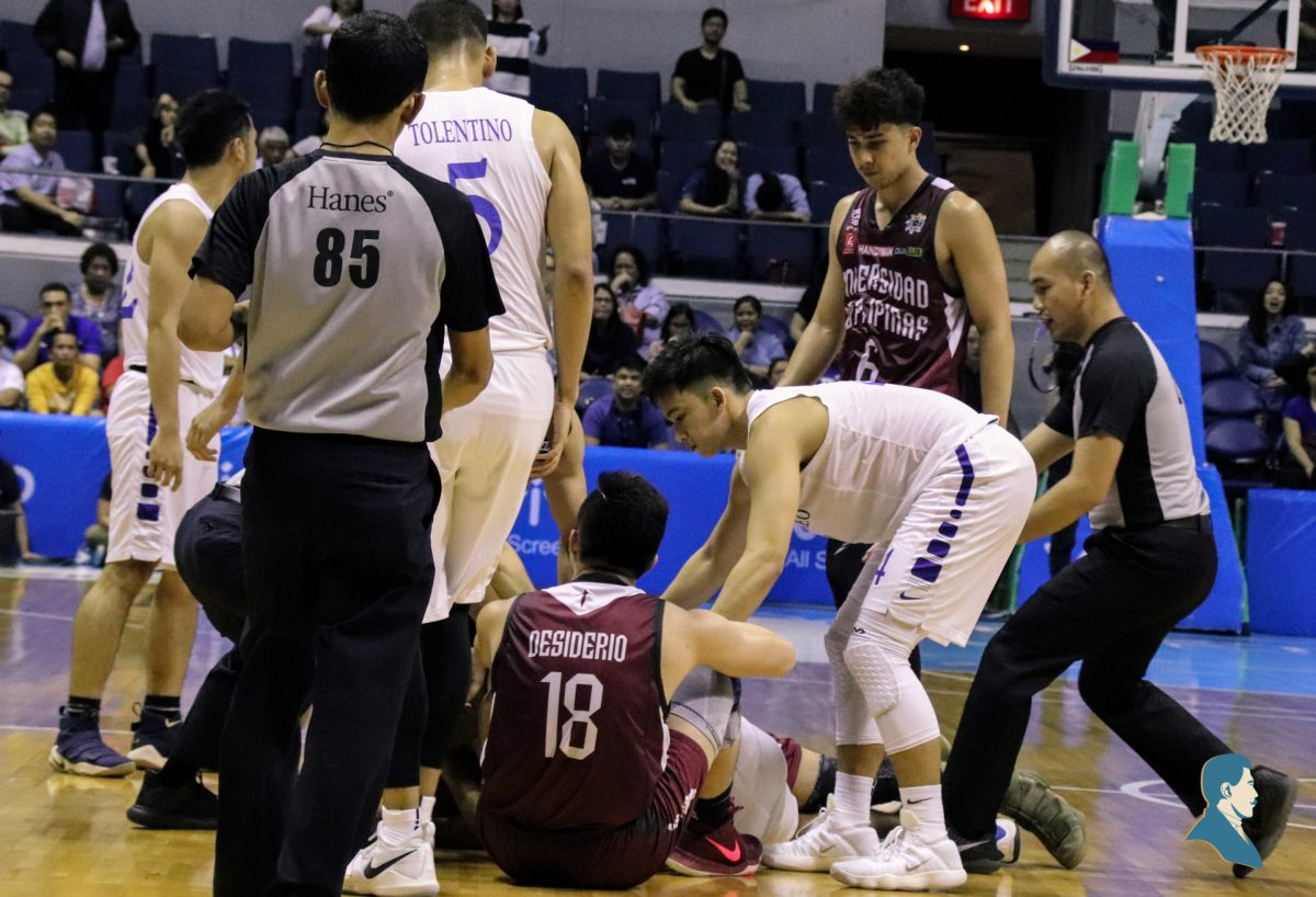 UP MBT bows down to Ateneo, slips away from F4