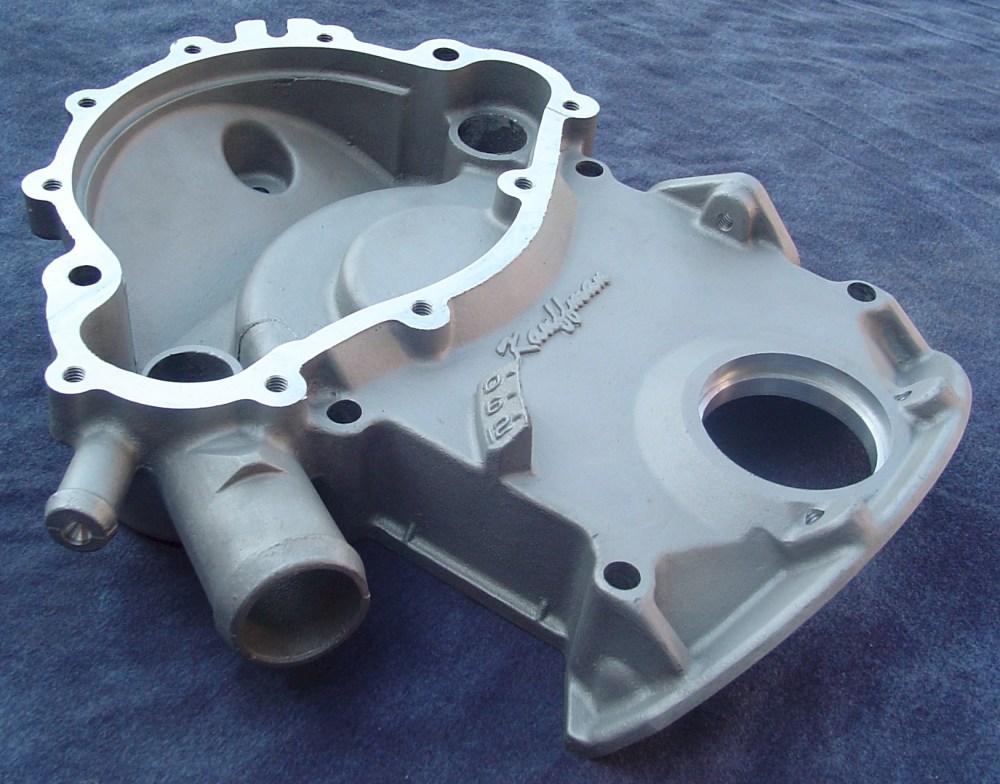 medium resolution of kre aluminum timing cover