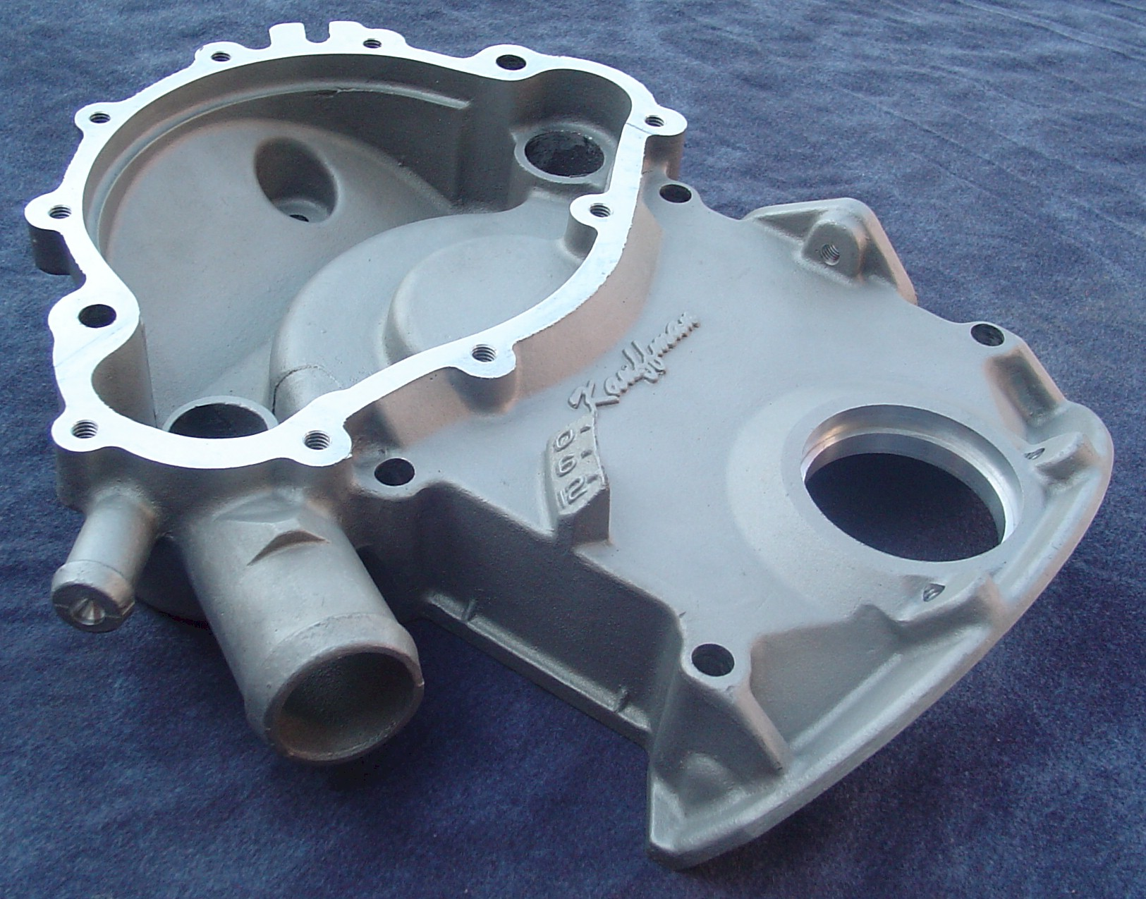 hight resolution of kre aluminum timing cover