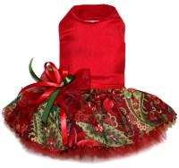 Dog Christmas Dress - Christmas Decore