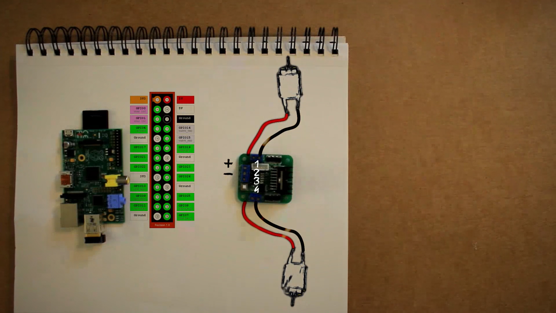 hight resolution of homemade new electronic circuit