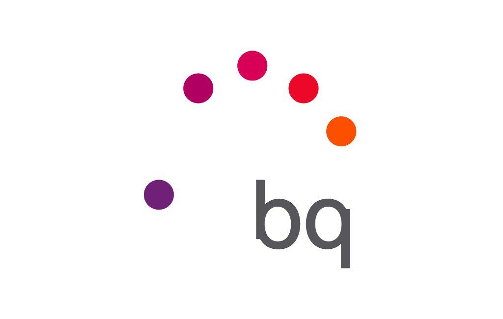 El logo de BQ