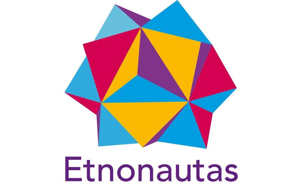 El logo de Etnonautas