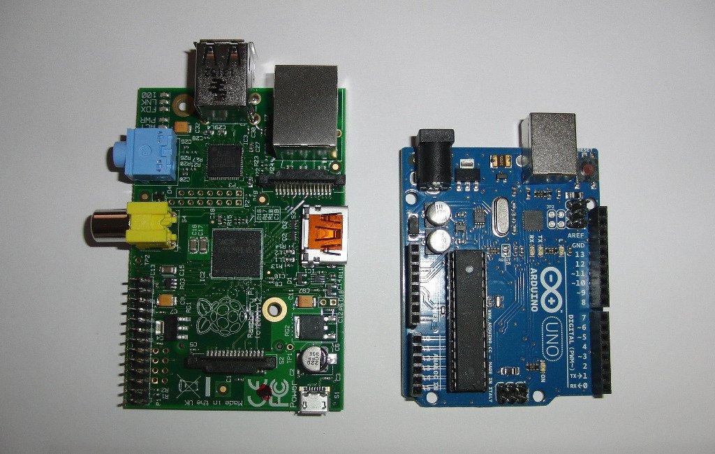 Hardware: diferentes placas de desarrollo