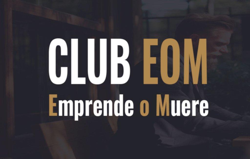 Club Emprende o Muere de Ibon Azkoitia