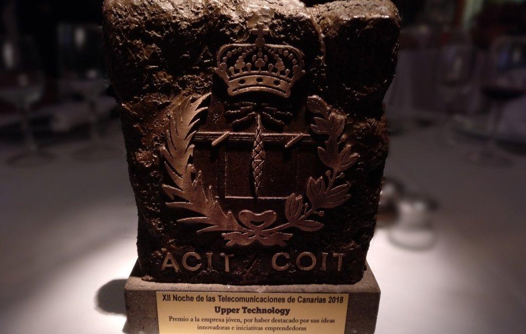 Premio, XII Noche de las Telecomunicaciones de Canarias