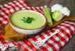 Karfiólovo-cuketová polievka