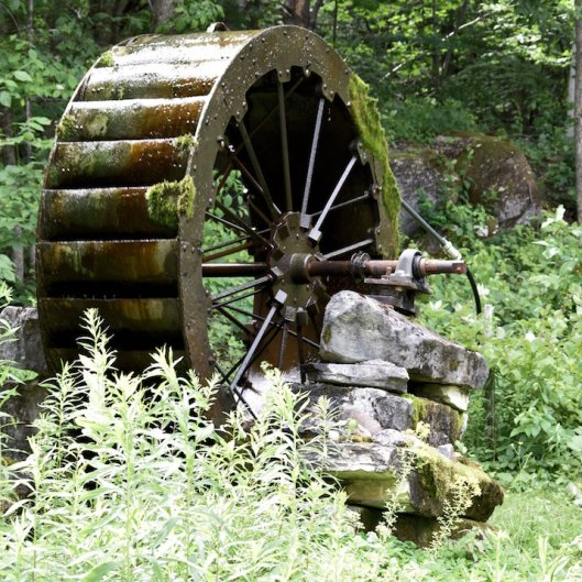 Water Wheel Wrights Road