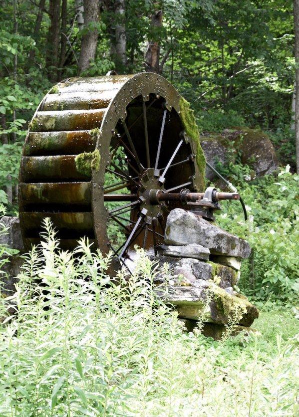 Water Wheel Wrights Road
