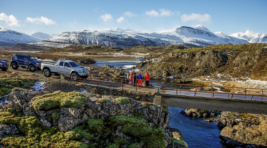 4x4 tours, guided tours, Iceland, East Iceland, super jeep tours,