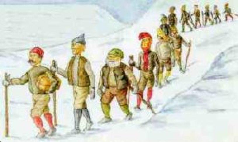 Christmas, Jólasveinar, Jule-lads, Iceland, Ísland