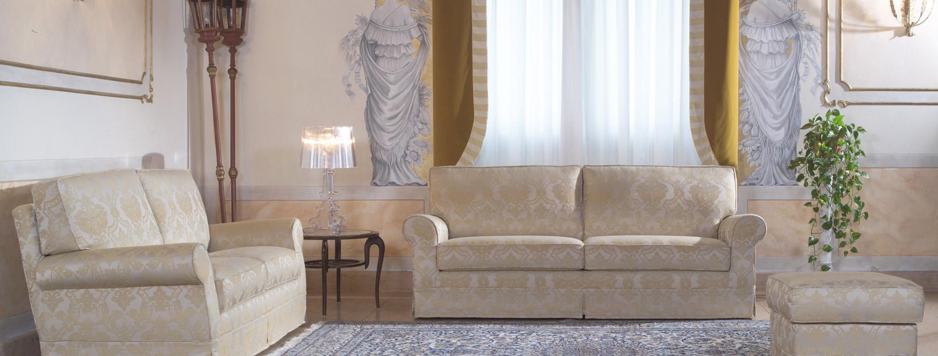 Divani su misura e poltrone relax produzione e vendita a Lissone  TINO MARIANI