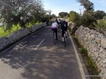 Fahren in der Gruppe macht beim Radfahren einiges aus - bis zu diesem Ausflug hätte ich das bestritten.