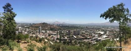Chile von oben