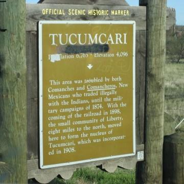Rt 66- Tucumcari, NM