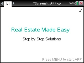 Real Estate Made Easy
