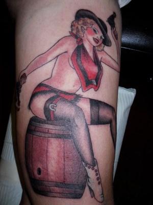 Tatuagens de pin-ups (15)