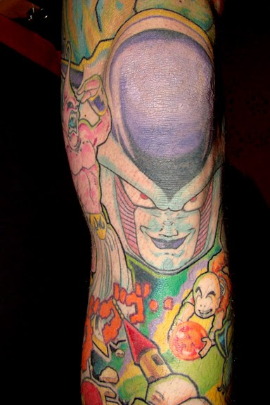 44 tatuagens de Dragon Ball (36)