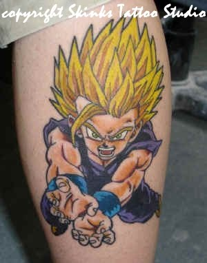 44 tatuagens de Dragon Ball (31)
