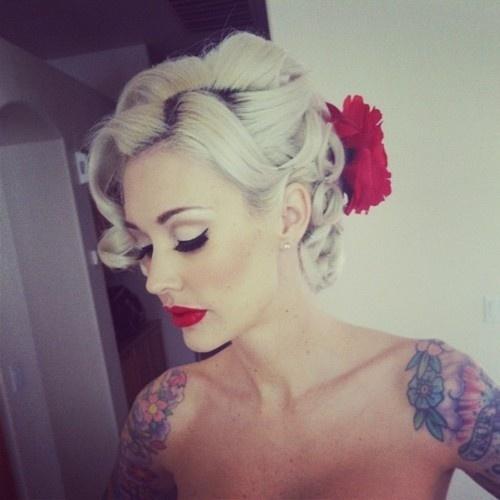 Fotos de Pin-Ups tatuadas (4)