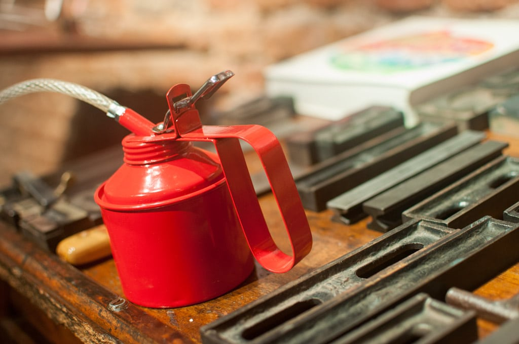 Estudio / Imprenta Tintanegra Letterpress 2