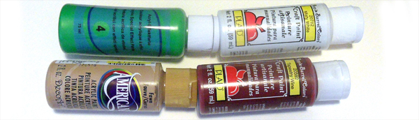 TT Acrylic Paints