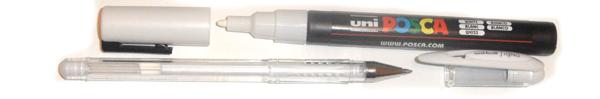 TT White Pens