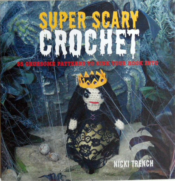 SuperScaryCrocheCover