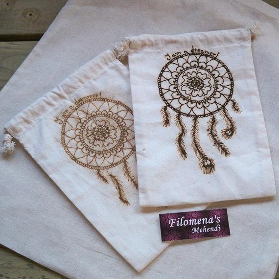 Henna Bags by FilomenaMehendi