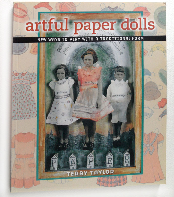 Artful Paper Dolls by Terry Taylor