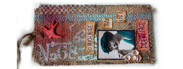 Tim Holtz 12 tags of 2015 – May tag