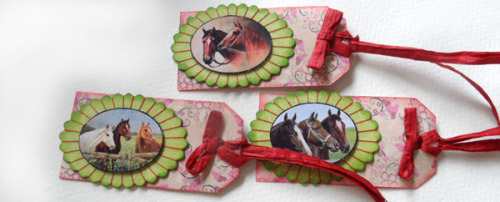 Horse Tags Tutorial