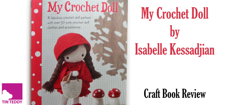 My Crochet Doll Book Review Thumb