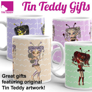 Tin Teddy Gifts - gift shop link