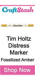Tim Holtz Fossilized Amber Distress Marker