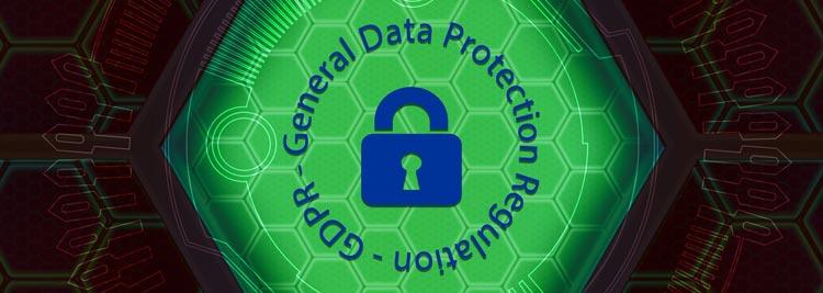 GDPR - EU online privacy policy