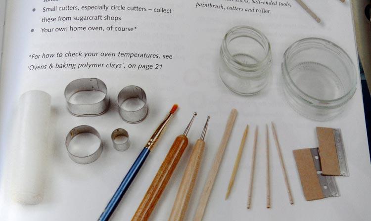 Miniature Food Masterclass - tools and equipment