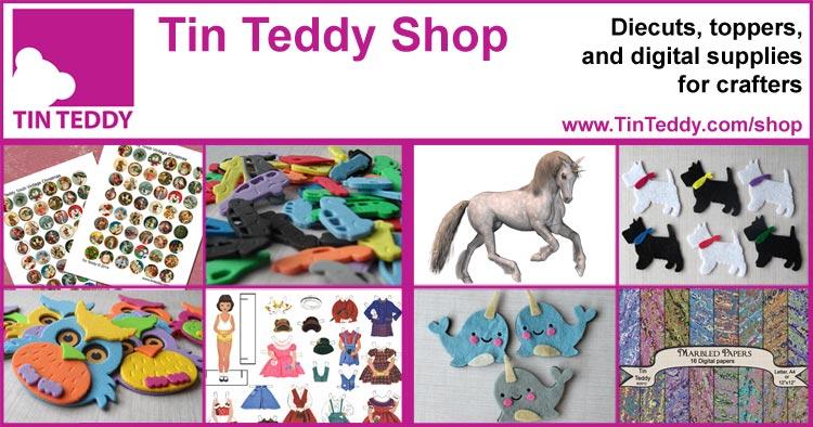 The Tin Teddy Shop